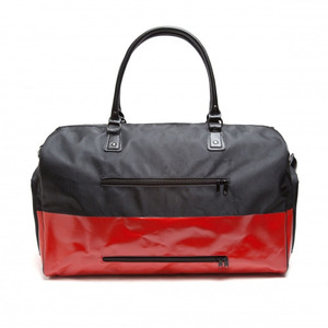 [55%SALE] BLACK SCALE CADAVER DUFFLE