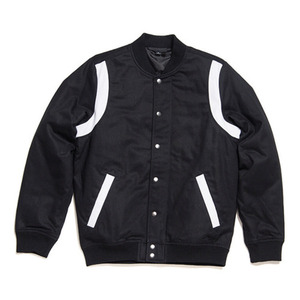 50%saleBLACK SCALE Skull Dance Jacket (Black)