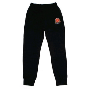 STUSSY TRIBE OWNED FLEECE PANT (BLACK)