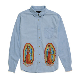 BLACK SCALE GUADALUPE (Blue)