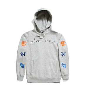 50%saleBLACK SCALE All - City Pullover (Grey)