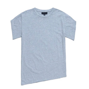 BLACK SCALE Andriano T-Shirts (Grey)