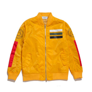 50%saleBLACK SCALE Workmens Flight Jacket (YELLOW)