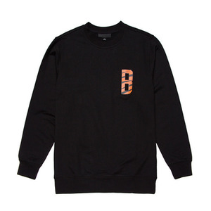 BLACK SCALE BENGAL CAMO B LOGO (BLACK)