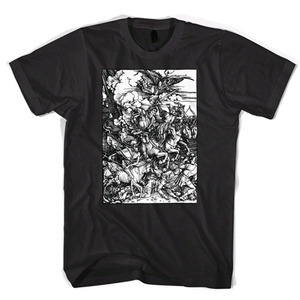 BLACK SCALE Occidentalism T-Shirt Black