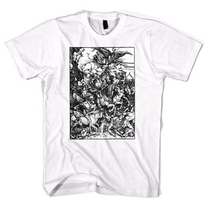 BLACK SCALE Occidentalism T-Shirt White