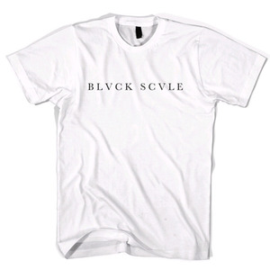 BLACK SCALE Triple Templar T-Shirt White