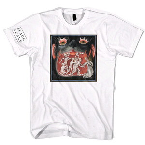 BLACK SCALE Wolvesmouth T-Shirt White