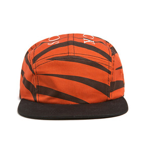 BLACK SCALE Tigerstripe Camper Orange