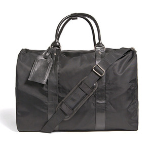 BLACK SCALE ADIONA DUFFEL BAG (BLACK)