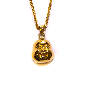 Design By TSS BUDDAH Necklace (GOLD)