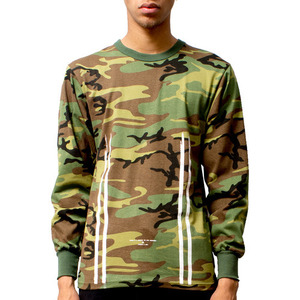 FRESH I AM ROAD CAMO LONG SLEEVE T-SHIRT (CAMO)