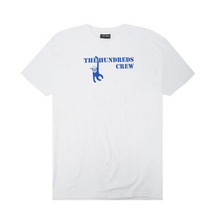 The Hundreds Crew T-shirt (WHITE)