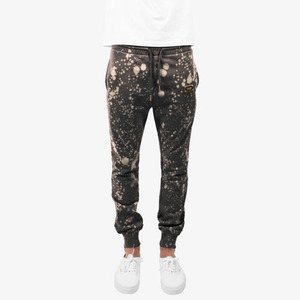 DOPE Paneled Louis Sweatpants CHARCOAL  GREY