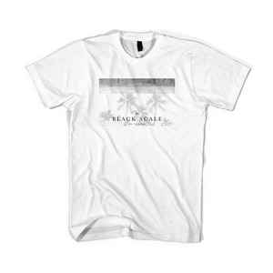 BLACKSCALE City Trees T-Shirt, White