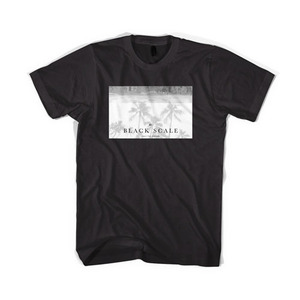 BLACKSCALE City Trees T-Shirt, black