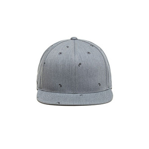BLACKSCALE PAISLEY II SNAP BACK HEATHER GREY