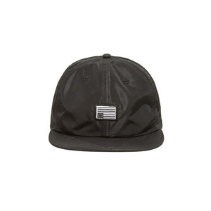 BLACKSCALE MA-1 NYLON SNAP BACK NEW ERA BLACK