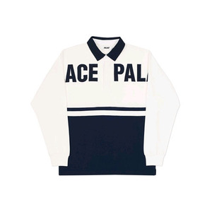 PALACE P2 RUGBY WHITE / NAVY