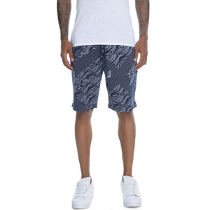 CROOKS AND CASTLES Men's Knit Shorts - Scavanger