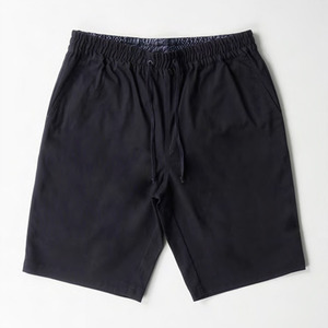 CROOKS AND CASTLES Men's Woven Shorts - Cyclone NAVY