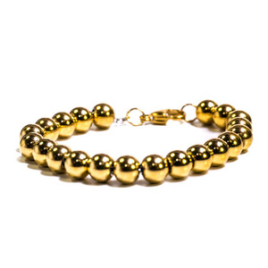 Design By TSS BEADED BRACELET (GOLD)