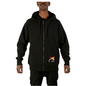 THE HUNDREDS HALFY ZIP UP [1]