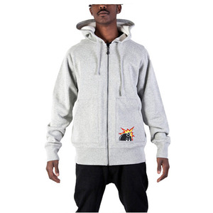 THE HUNDREDS HALFY ZIP UP [2]