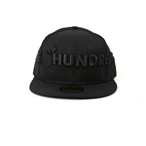 THE HUNDREDS BAR LOGO NEW ERA CAP [1]