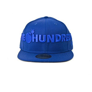 THE HUNDREDS BAR LOGO NEW ERA CAP [2]