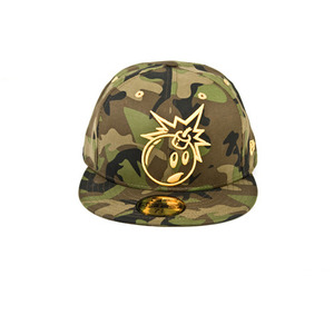 THE HUNDREDS ADAM CAMO NEW ERA CAP [3]