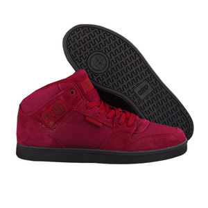 HUF HUF 1 SUEDE WINE / BLACK