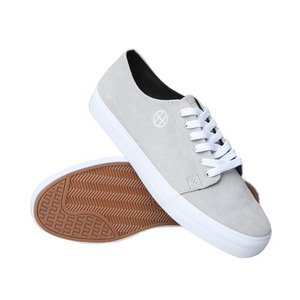 HUF MORTON SUEDE GREY